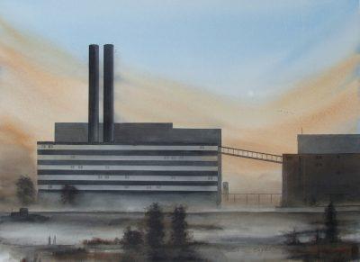 Derelict factory 1